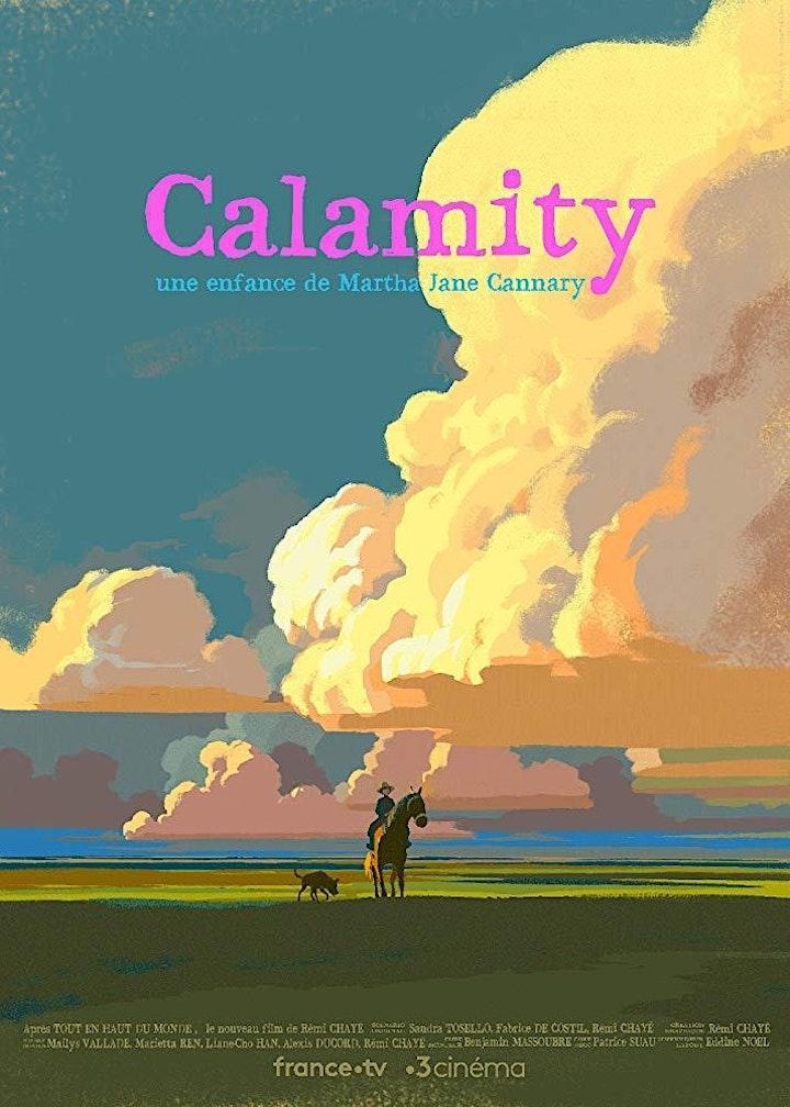 Imagen de Calamity, Martha Jane Cannary-ren haurtzaroa