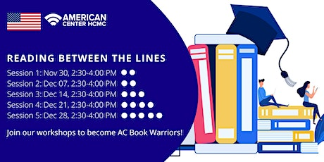 English Workshop: Reading Between the Lines (Intermediate Levels) tickets