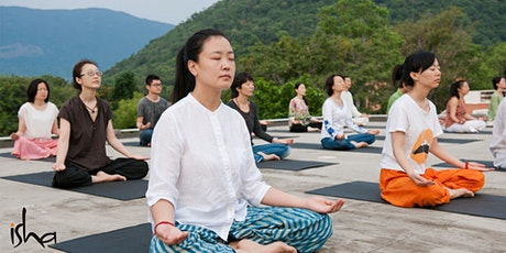 Meditation for Mental Health by Isha Foundation at Fivelements Habitat tickets