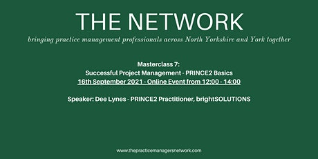 Successful Project Management - PRINCE2 Basics tickets