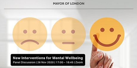 New Interventions to Support Employee Wellbeing tickets
