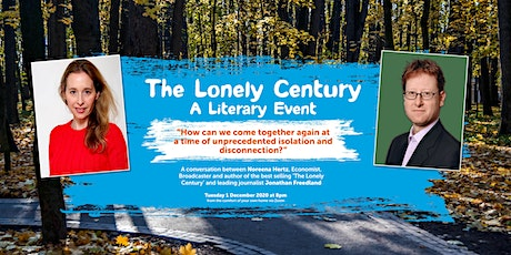 A Literary Event 'The Lonely Century' tickets