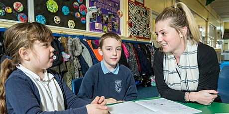 Get into teaching with STSA: Primary - Information Event tickets