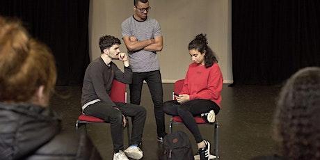 Young People's Blame & Belonging Online Interactive Workshop tickets