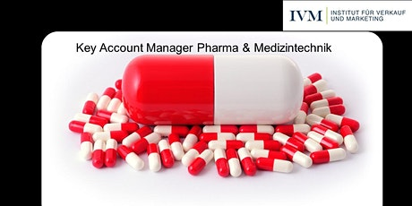 Webinar Key Account Management, Pharma und Medizintechnik, 2-Tagesseminar Tickets