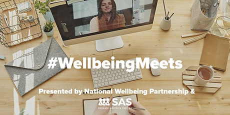 #WellbeingMeets - Session 4 tickets