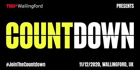 TEDxWallingford - Countdown tickets