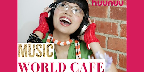 World Cafe- MUSIC & Death, Dying & Bereavement tickets