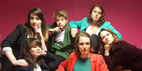 Hoopla: Gämez Gals and B.R.A at 7:30pm tickets