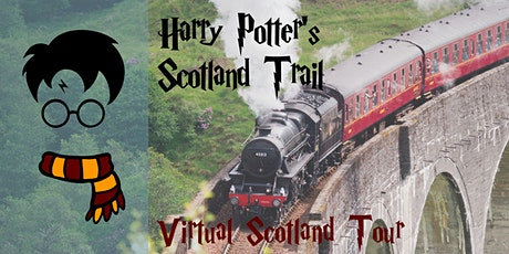 Harry Potter's Scotland Trail - Virtual Online Tour tickets