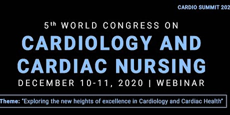 5th World Congress  on Cardiology and Cardiac Nursing tickets