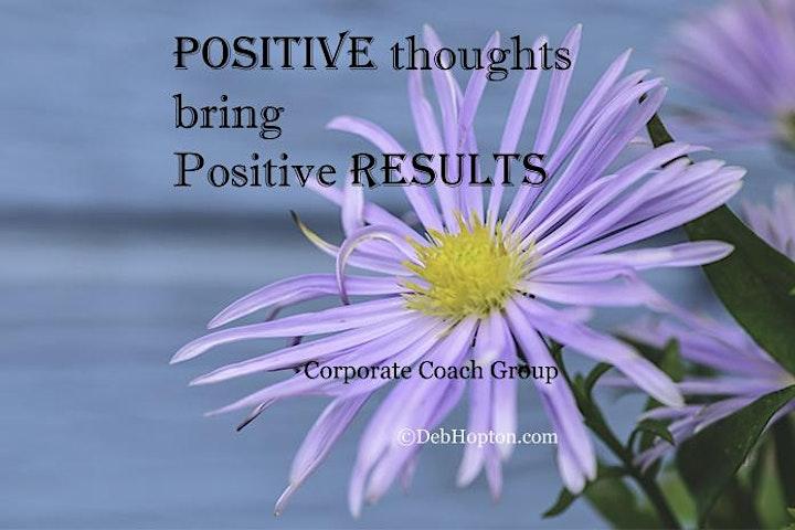 Positive Mental Attitude Training (2 day course London) image