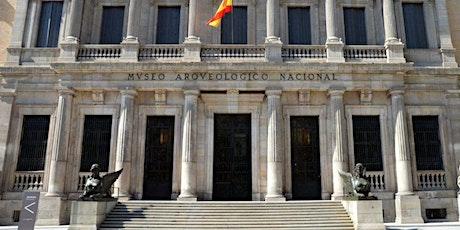 Visita guiada al Museo Arqueológico Nacional de España entradas