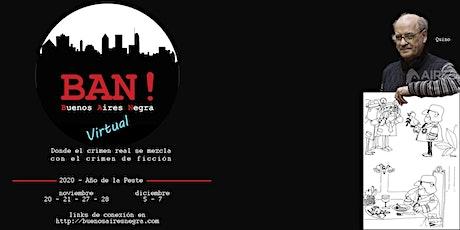 BAN! Buenos Aires Negra entradas