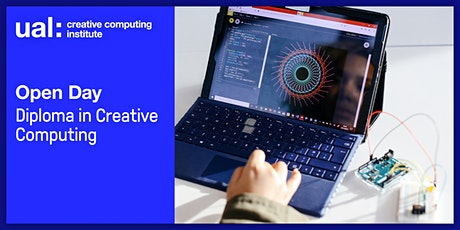 UAL CCI Open Day: Diploma in Creative Computing tickets