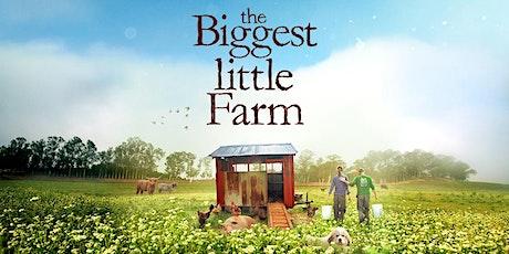 The Biggest Little Farm, outdoor screening @ St Alban's church, Highgate tickets