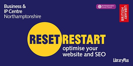 Reset. Restart: optimise your website and SEO tickets