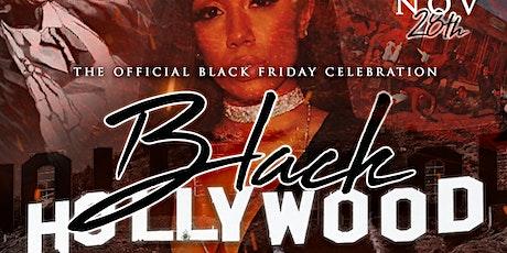 Black Hollywood tickets