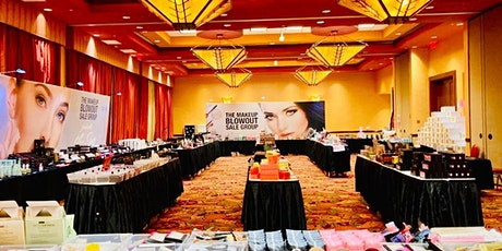 A Makeup Blowout Sale Event, Anaheim, CA! tickets