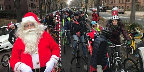 5th ANNUAL SANTA CLAUS BIKE RIDE tickets