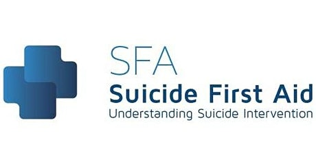 Virtual Suicide Awareness Workshop (Suicide First Aid) tickets
