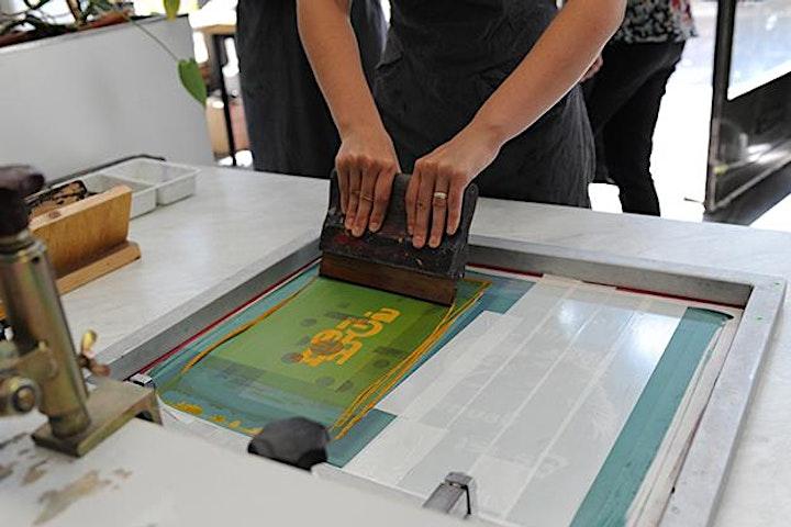 Siebdruckkurs für Anfänger: Bild