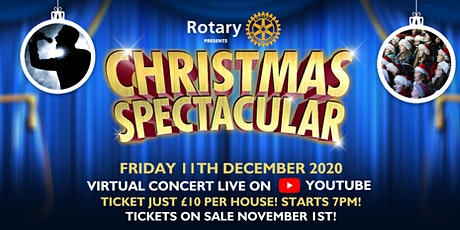 Rotary's Christmas Spectacular Variety Show Live tickets