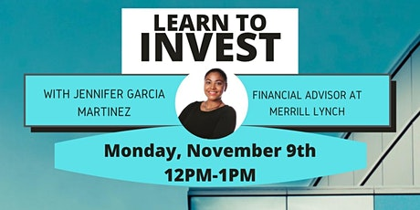 Learn to Invest tickets
