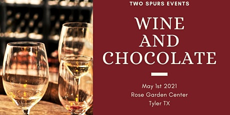 Wine and Chocolate Tyler tickets