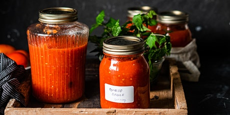 Interactive Workshop: Vegetarian Pasta Sauces (Virtual) tickets