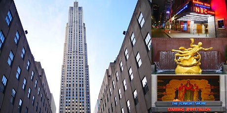 'Rockefeller Center: New York's Art Deco City within a City' Webinar tickets