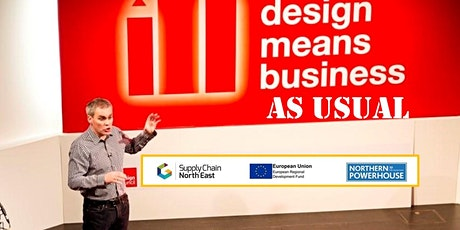 Design Means Business (as Usual)