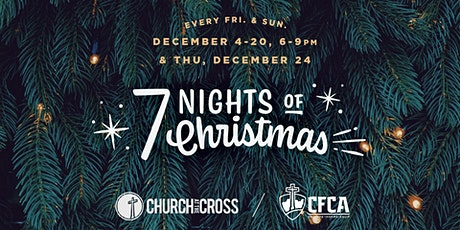 7 Nights of Christmas tickets