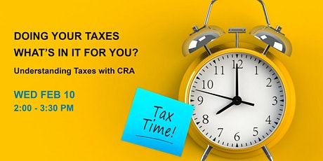 Understanding taxes with CRA