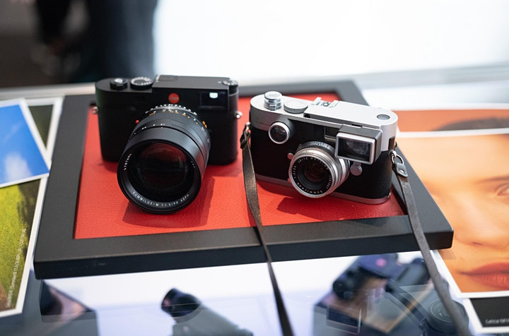 Leica Store Wien Oper – Private Shopping: Bild