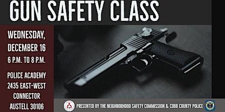 Gun Safety Training Course tickets