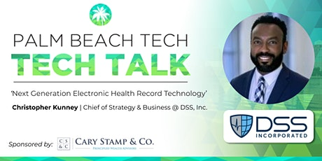 TECH TALK | 'Next Generation Electronic Health Record Technology' tickets