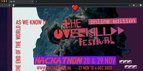 The Overkill Hackathon billets