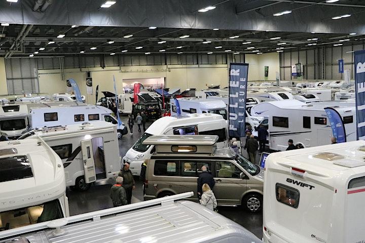 The January Motorhome & Campervan Sale image