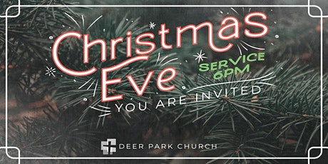 Christmas Eve Service (6:00pm) tickets