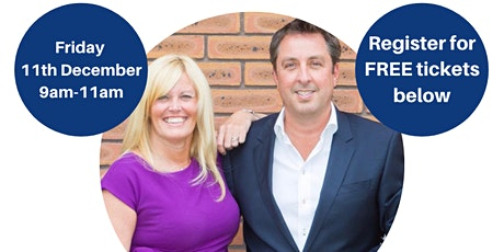 UK Business Networking Event Online with Introbiz Founders tickets