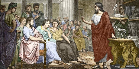 How the Ancient Greeks Can Improve Your Health tickets