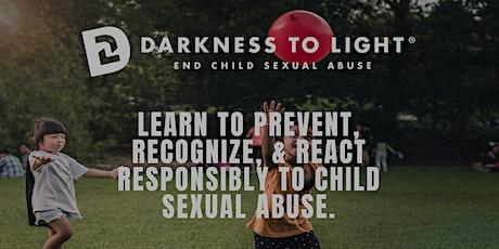 Darkness to Light: Stewards of Children tickets