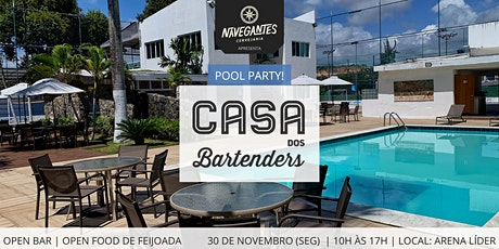 Casa dos Bartenders tickets