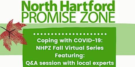 Coping with COVID-19: NHPZ Fall Virtual Series tickets