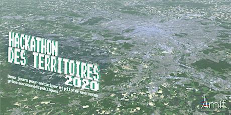 AMIF - Hackathon des Territoires 2020 billets