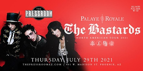 Palaye Royale tickets