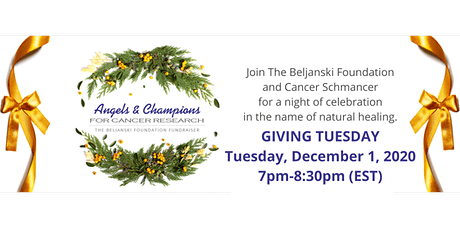 Angels & Champions for Cancer Research |  Giving Tuesday tickets