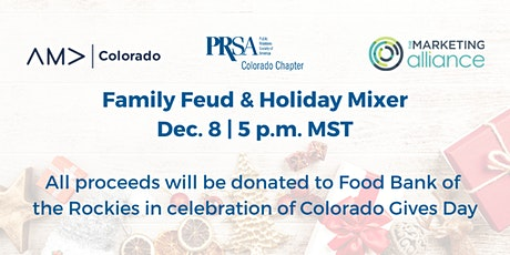 Holiday Event: Family Feud hosted by AMA, TMA and PRSA tickets