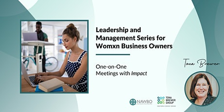 One-on-One Meetings with Impact - NAWBO Oregon tickets